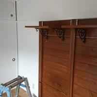リビング・収納、シアターセットや収納棚などを、オリジナルにアレンジしてみました。のサムネイル