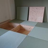神戸市 中央区山本通、マンションの1室を和のテイストを加え癒しの空間としました。のサムネイル