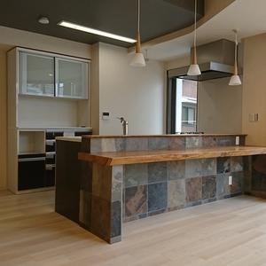 神戸市 中央区山本通、マンションの1室を和のテイストを加え癒しの空間としました。